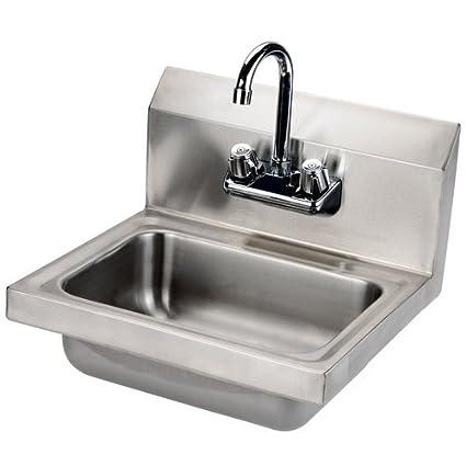 17 x 1725 single hand wash sink - Hand Wash Sink