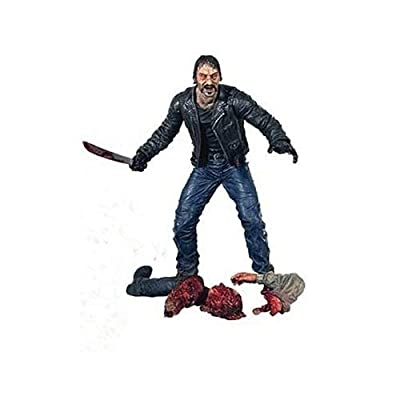 5Star-TD Land of The Dead Action Figures - Machete: Toys & Games