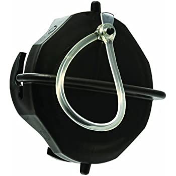 Amazon.com: Camco 39463 Sewer Cap with Hose Connection