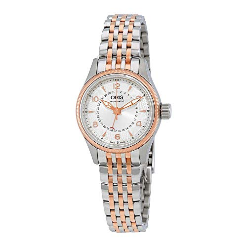 Oris Big Crown Pointer Date Automatic Silver Dial Watch 01 594 7680 4361-07 8 14 32 Big Crown Pointer Date Watch