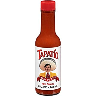 Tapatio Salsa Picante Hot Sauce 32 oz (12 pack)