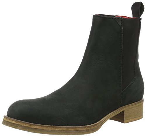 Ninja Boots Black Black Ankle WoMen Liebeskind Ls0120 9998 Berlin Schwarz Grain qzwFHY8X