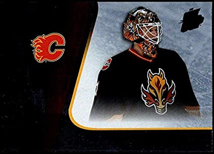 fac80711cb8 2002-03 Pacific Quest for the Cup  13 Roman Turek Calgary Flames Official  NHL