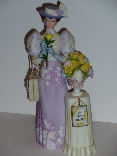 (AVON 2001 Mrs Albee President's Club Award)