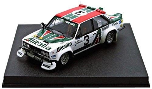 1/43 フィアット131 1979年サファリラリー3位 #3 ドライバー:マルク・アレン 1415