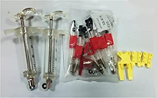 West Biking Professional Hydraulic Disc Brake Bleed Kit for All DOT Code5 Code R