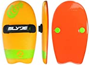 As Seen On Shark Tank! The Slyde Grom Soft Top Body Surfing Handboard/Handplane, Easy to Use, Fun to Master, S