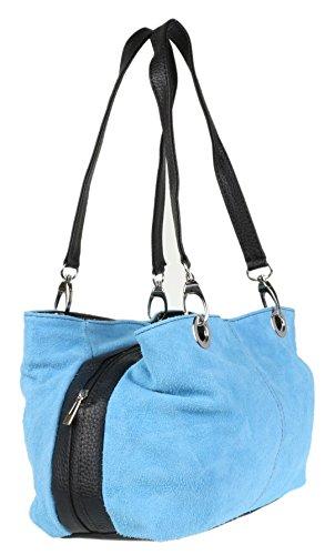 Sacs bandoulière Handbags clair bleu à femme Girly 5zqdvxq
