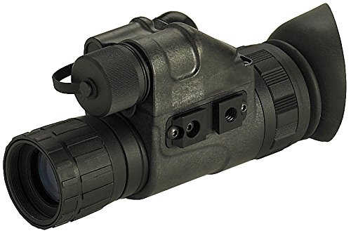 N-Vision Optics GT-14 Night Vision Monocular, Generation 3 Gated Pinnacle, with Head Mount Assembly