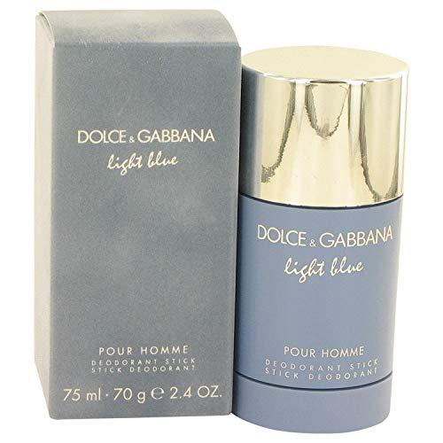 Light Blue by Dòlçë & Gábbáná for Men Deodorant Stick 2.4 oz ()