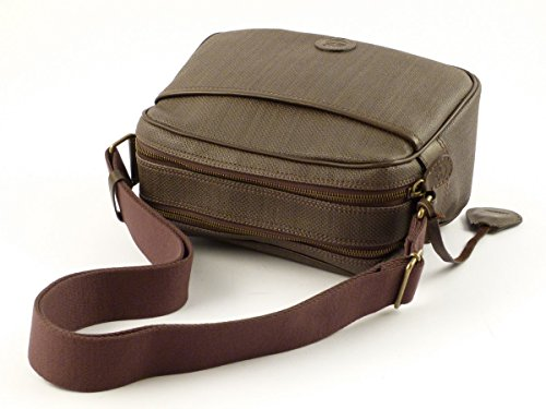 Borsa a tracolla Timberland M5570 Marrone 544 Made in Italy