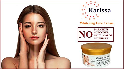 Karissa face cream for women 50gms | face whitening cream for women| face cream for oily skin| Night cream for Better… 2021 August Reduce the appearance of fine lines and wrinkles. Improve skin texture and softness. Reduce the appearance of dark spots and acne scars.