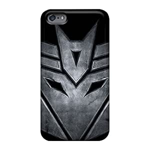 Protector Hard Phone Cover For Apple Iphone 6 Plus (GUP2006CpMC) Support Personal Customs Attractive Decepticons Logo Image