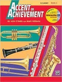 Accent on Achievement, Book 2 - Bb Clarinet - ()