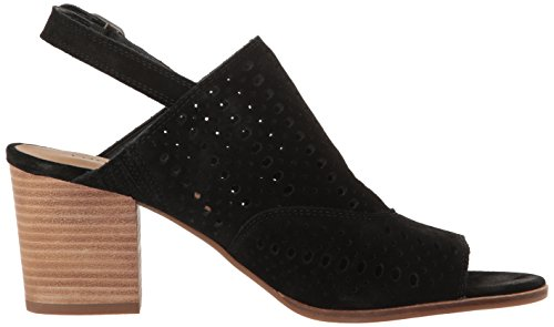 Ortiza Women's Lucky Sandal Dress Black Brand STSwqEz