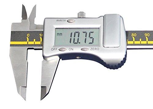 Digitaler Messschieber mit Metallgehäuse 0-150mm