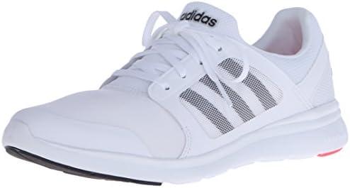 adidas NEO Women's Cloudfoam Xpression Mid Shoes, WhiteCore