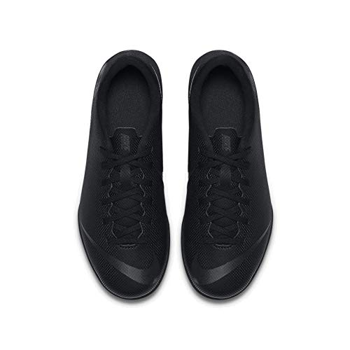 Gs Unisex Negro Club 12 Black Adulto De Vapor Tf Fútbol Nike Jr Sala black 001 Zapatillas v7qfIw
