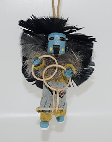 Native American Tree Ornaments (Hoop Dancer Kachina Christmas Tree Ornament)