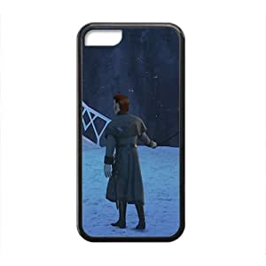 Cartoon Frozen Phone Case for iPhone 5 5s