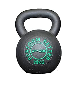 Perform Better First Place Gravity Cast Iron Kettlebell, 6 kg