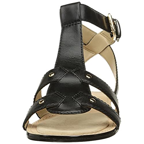 50%OFF Nine West Women s Yippee Leather Dress Sandal - jobs ... a8be5f77e57