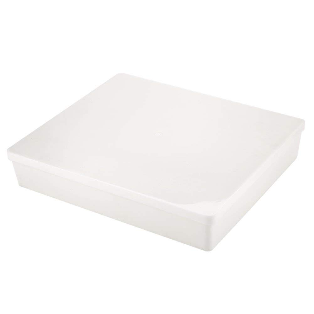 APIS Rapid Bee Feeder Square, Round Hive Top, Easy to Use, 1 Gallon by APIS