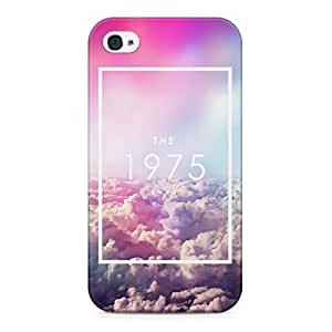 The 1975 Colorful Clouds Sky Tumblr Hard Plastic Snap-On Case Cover For iPhone 4 and iPhone 4s