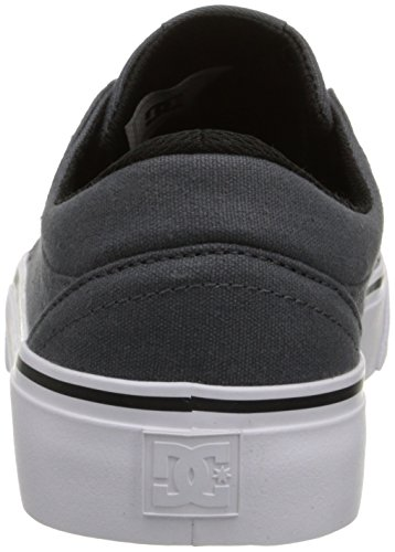 Trase para Grey White Zapatillas TX Hombre Shoes DC Grey qCg4g