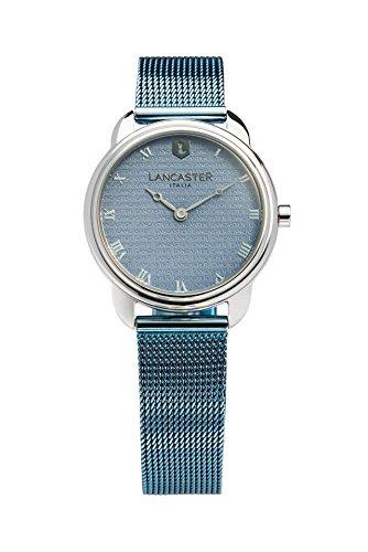 Reloj - Lancaster Italia - para Mujer - OLA0682MB SS CL  Amazon.es  Relojes 58bdae6a66a3