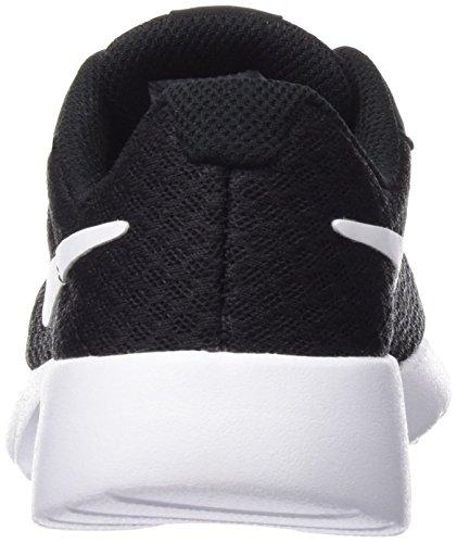 Nike Boy's Tanjun Running Sneaker Black/White-White 13 by Nike (Image #3)