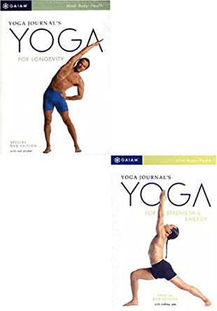 Amazon.com: Yoga Journals (2 Pack) - Yoga for Strength and ...