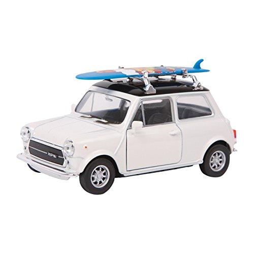 Legler 9323 - Modellauto Mini Cooper 1300 mit Surfbrett