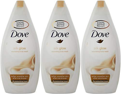 Dove Silk Glow Nourishing Ounce