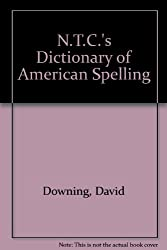 N.T.C.'s Dictionary of American Spelling