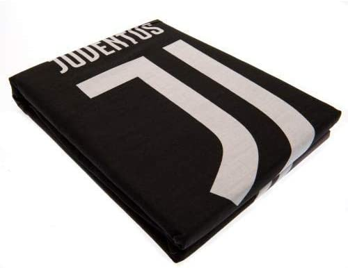 Amazon Com Juventus F C Single Duvet Set Mono Official Merchandise Home Kitchen