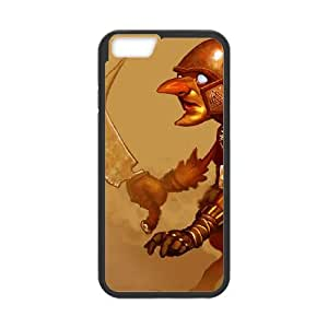 Runespell Overture iPhone 6 4.7 Inch Cell Phone Case Black DA03-254878