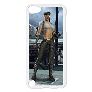 Mortal Kombat Vs. Dc Universe 12 iPod Touch 5 Case White Cell Phone Case Cover EEECBCAAK02356