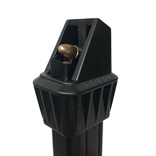 MAKERSHOT Custom 9mm Caliber Magazine Speedloader (Smith & Wesson M&P) (9mm Easy Mag Loader)