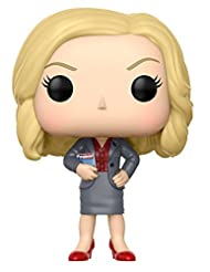 Funko Pop Television: Parks & Rec-Leslie Knope Collectable Fi...