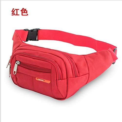 Fanny Pack Unisex Mens Womens Waist Hip Belt Bag Purse Pouch Travel Sport Bum