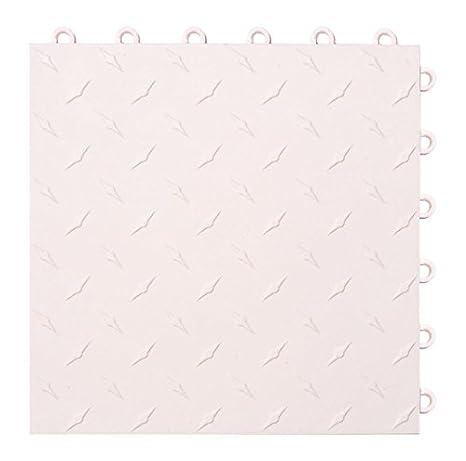 Speedway Garage Tile 789453P-50 Diamond Garage Floor 6 LOCK Diamond Tile 50 Pack Purple