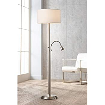 Traverse Modern Floor Lamp With Reading Light Led