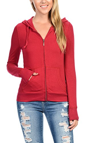 YourStyle Casual Weight Hoodie Jackets