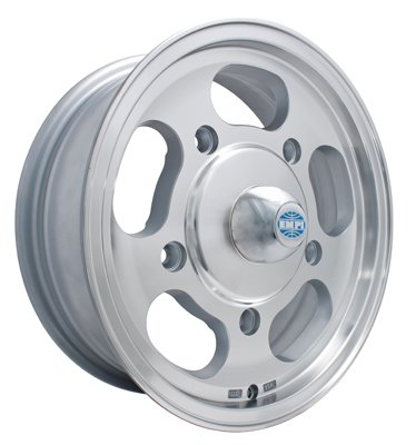 PREMIUM EMPI DISH WHEEL, 5.5'' Wide, Fits 5 on 205mm by Appletree Automotive (Image #1)