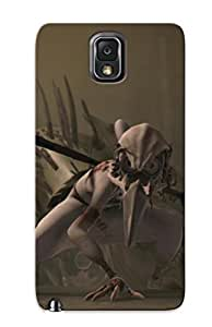 Awesome Design Flying Seaturtle Paradise Hard Case Cover For Galaxy Note 3