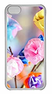 iPhone 5C Case, Personalized Custom Where Do You Go To Find Peace Of Mind for iPhone 5C PC Clear Case