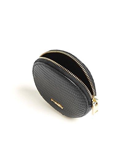 Uterque (Zara) Donna Portamonete pelle rotondo 3020/700 ()