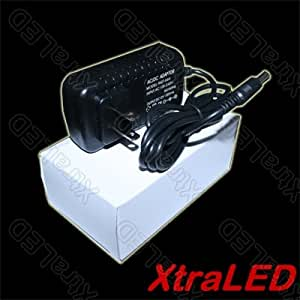 BestLED Power Supply Adapter 1.5A 1500mA, 110v ac to 12V DC to power up your LED Strips, LED Bulb, and other 12V LED applications