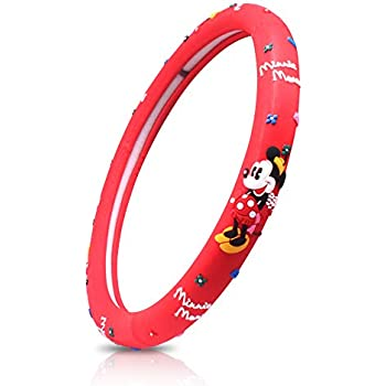 Amazon.com: Lufei Luxury Crown Car Steering Wheel Cover for ...